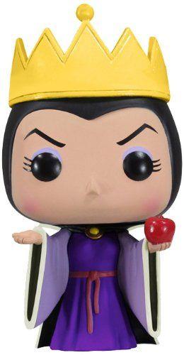 Funko - Figurine Disney Blanche Neige - Evil Queen Pop 10cm - 0830395027883: Amazon.it: Giochi e giocattoli
