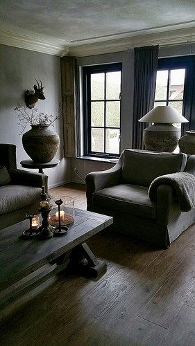 388 best Stoere sobere woonkamer images on Pinterest | Country life ...
