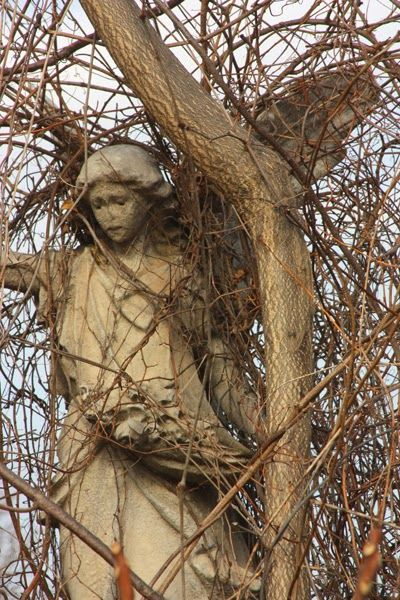 The Cemetery Traveler - by Ed Snyder: A New Year - A New Abandoned Cemetery