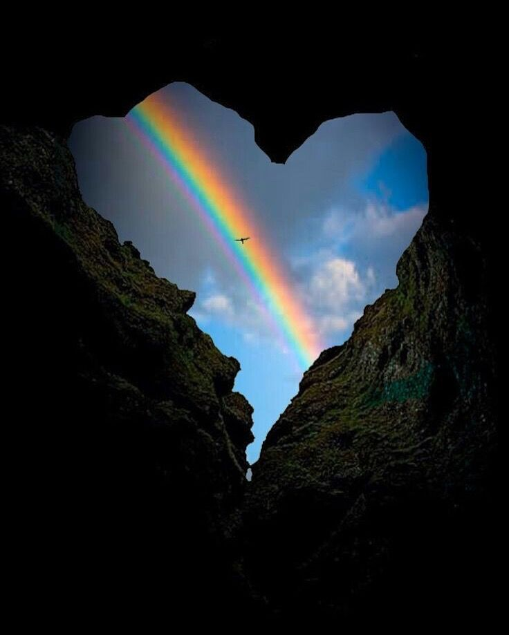 Everybody loves rainbows