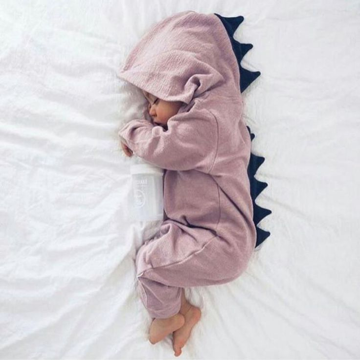 You and your little one will absolutely love this amazing Dinosaur Baby Romper Features: Available in multiple sizes. High quality and unique design. Lovely gif