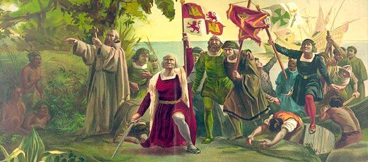 The Spanish Conquest of America. In the 15th century Christopher Columbus began…