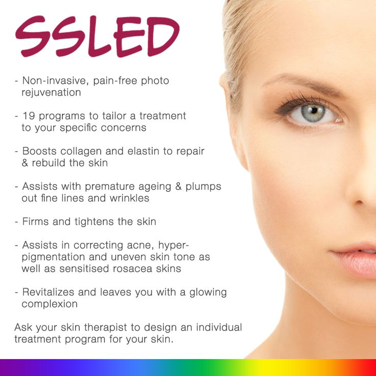 Have you considered LED Therapy to boost your regular BE Treatment? This is why you should...
