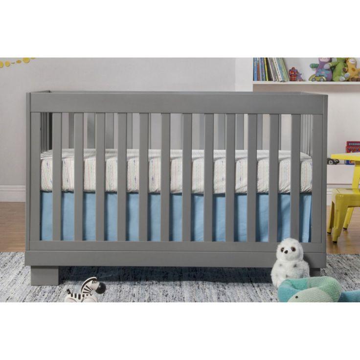 Babyletto Modo 3-in-1 Convertible Crib - Cribs at Hayneedle