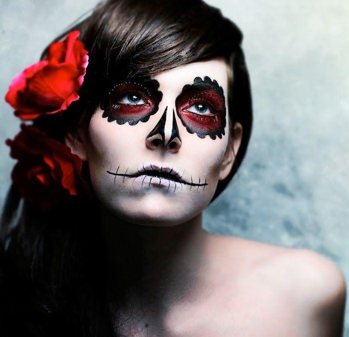 Maquillaje Halloween.