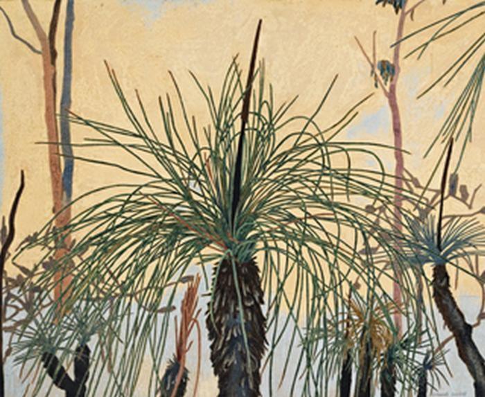 Xanthorrea, 2001: Cressida Campbell