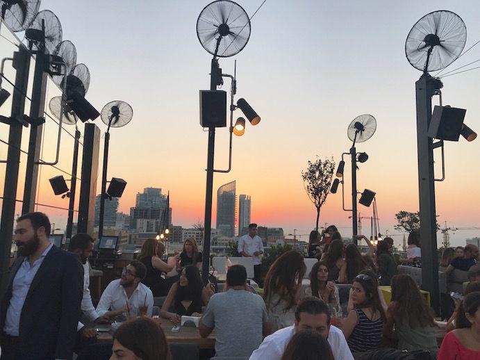 Iris Club in Beirut