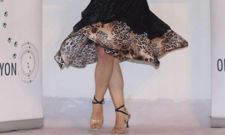 YD Tango skirt
