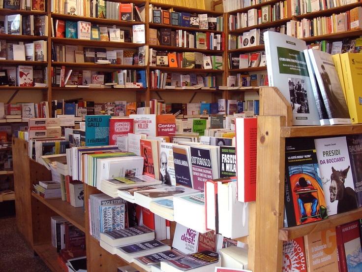 Libreria Popolare di via Tadino, Milano, Italy