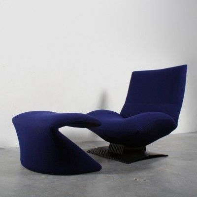 Located using retrostart.com > Wave Lounge Chair by Peter van der Ham for Artifort