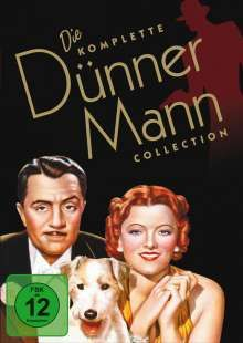 Dünner Mann Collection, 7 DVDs