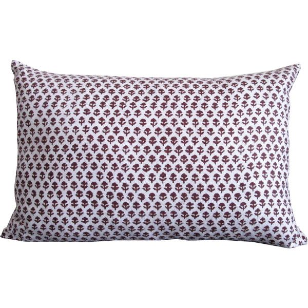 Delightful High End Designer Throw Pillows Part - 11: Bindi Brinjal-High End Designer Decorative Pillow Cover-Accent... ($50