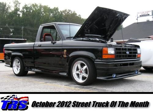 1990 ford ranger-this looks nice,not too big of a fan of those rims though