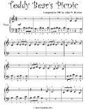 Searching for piano notes? - Teddy Bear's Picnic Beginner Piano Sheet Music - http://sheet-music-search.com/piano-sheet-music/teddy-bears-picnic-beginner-piano-sheet-music/