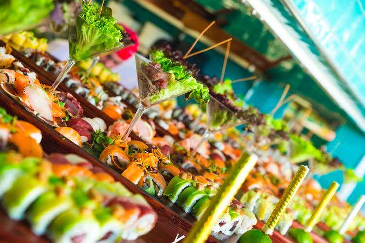 Famous Sushi Boats