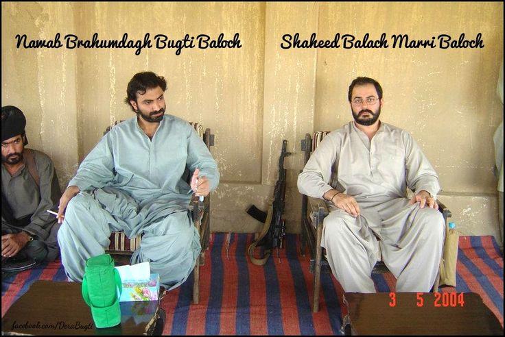 ✪ Shaheed Balach & Nawab Brahumdagh ✪