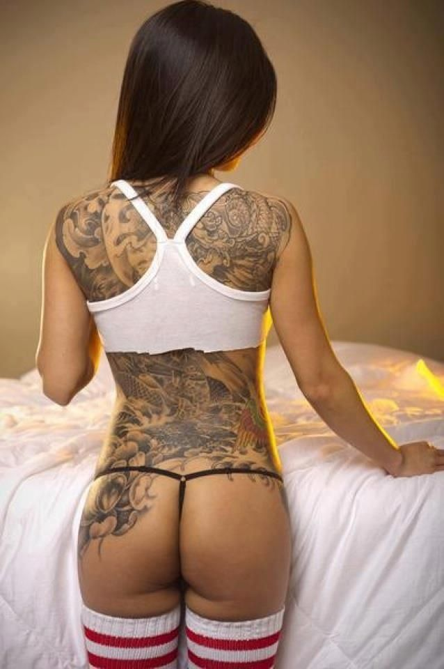 Tight Ass Tattoos 2