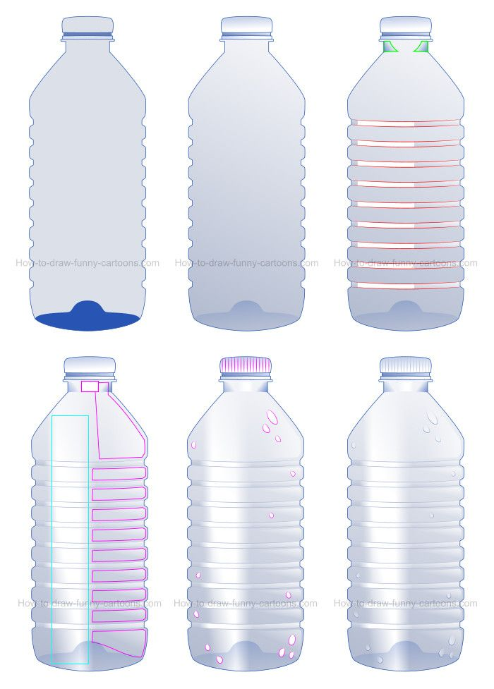 how to draw a cartoon bottle in 2018 digital painting tutorials