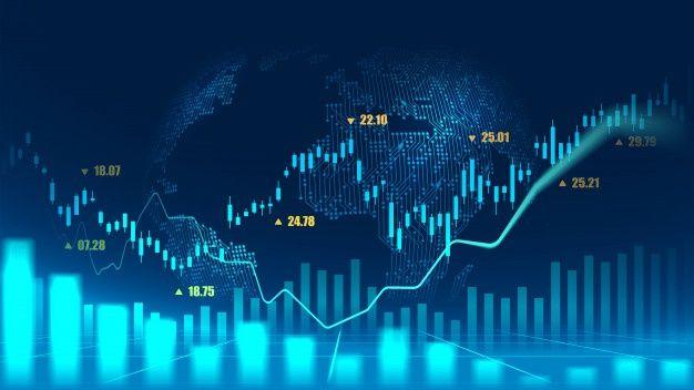 Mercado De Ações Ou Gráfico De Negociação Forex in 2020 | Stock market, Forex  trading, Trading charts