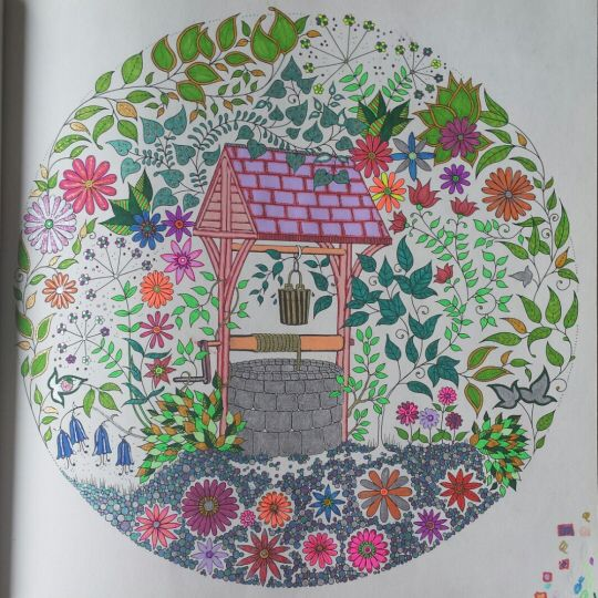 Take A Peek At This Great Artwork On Johanna Basfords Colouring Gallery Find Pin And More Well Secret Garden