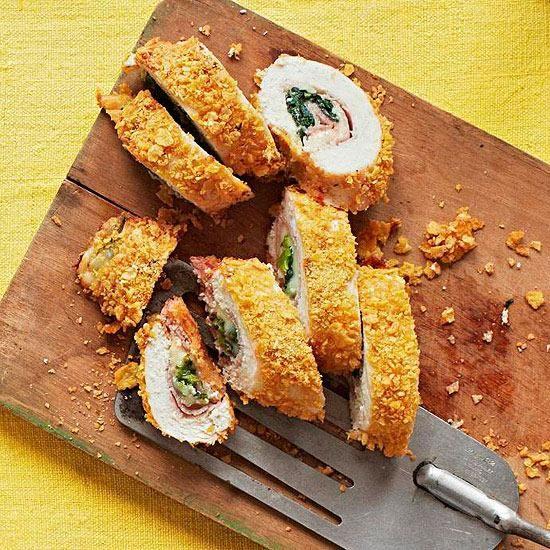 Gluten-Free Chicken Cordon Bleu #GlutenFree