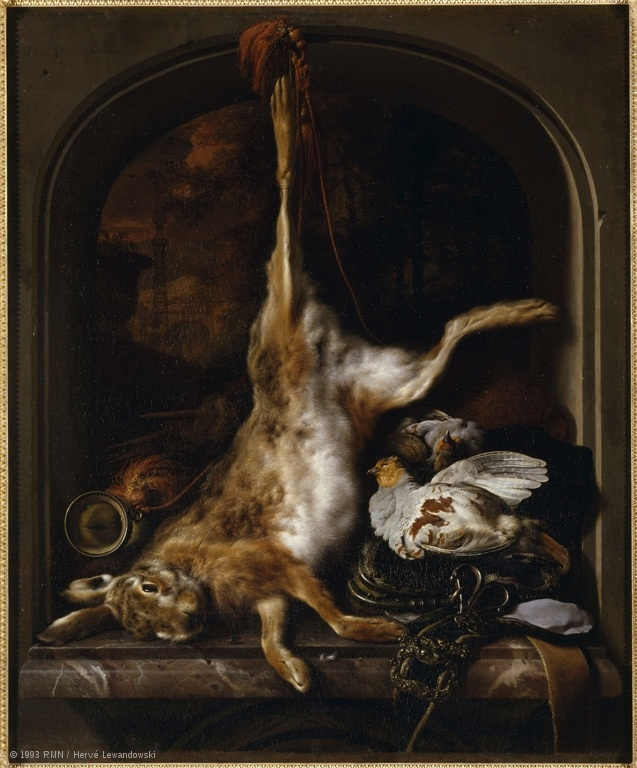 Jan Weenix / Game and Hunting Accessories