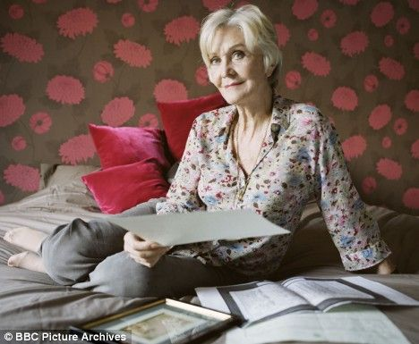 The words that helped me survive the death of my beloved John Thaw, by Sheila Hancock #DailyMail