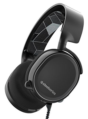 FarCry 5 Gamer  #SteelSeries #61433 #Arctis 3 All-Platform #Gaming #Headset for #PC, #PlayStation 4, #Xbox One, #Nintendo #Switch, #VR, #Android and #iOS - #Black   Price:     #Arctis challenges everything you know about #gaming headsets with completely overhauled audio, a new mic design with unmatched clarity, and improved comfort with materials inspired by athletic clothing. #Arctis 3 brings pure performance and style, featuring #SteelSeries 7.1 Surround Sound. NOTE: Wareho