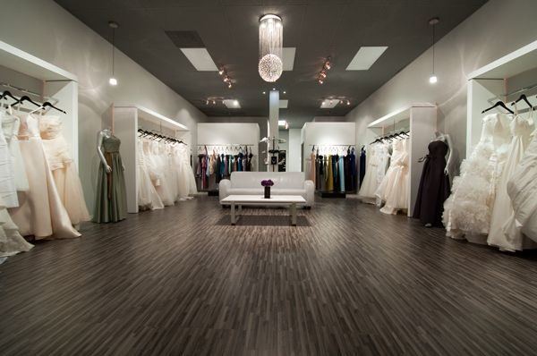 Interior design for a wedding store bridal shop for Wedding interior decoration images