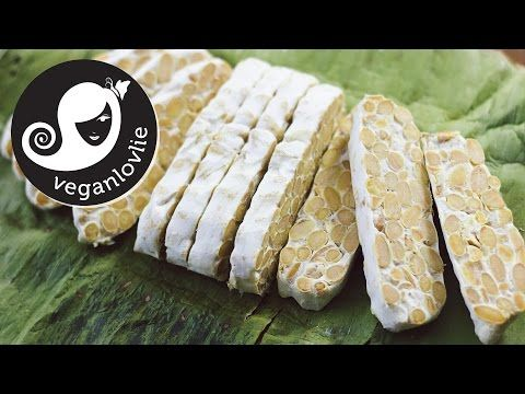 How to Make Tempeh [Homemade] - Easy Method - YouTube