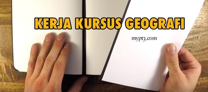 kerja kursus geografi