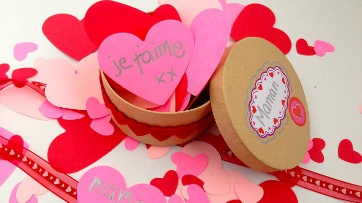 Livraison spéciale pour la Saint-Valentin : une avalanche de cœurs !