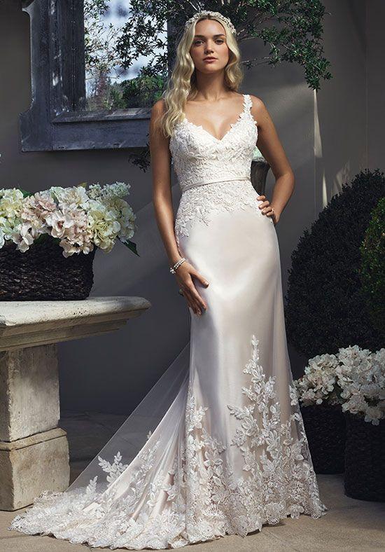 Casablanca Bridal the crystal bride