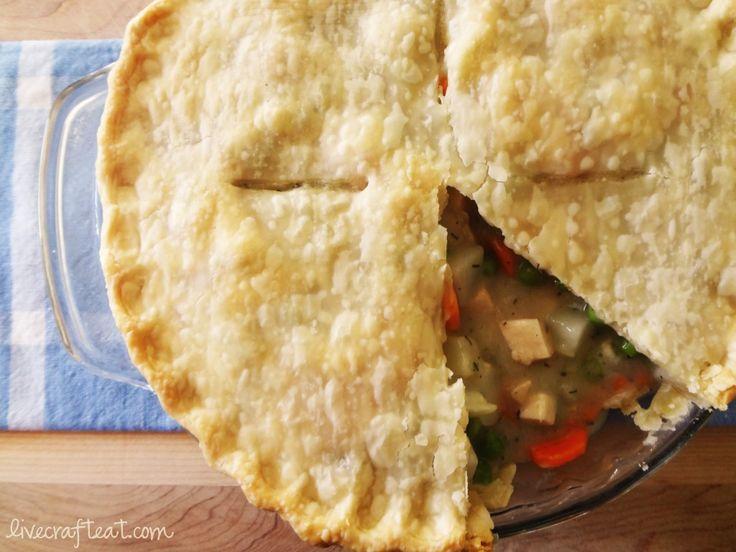 easy pot pie recipes
