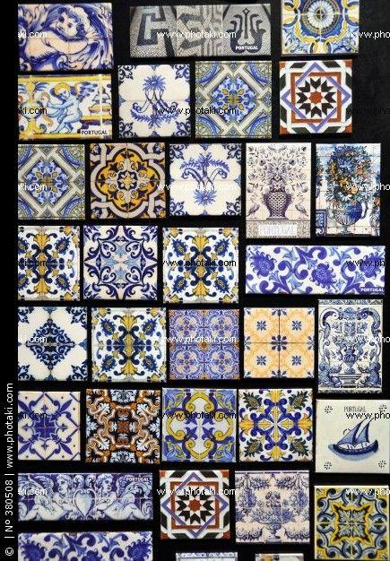 portugese tiles: pm