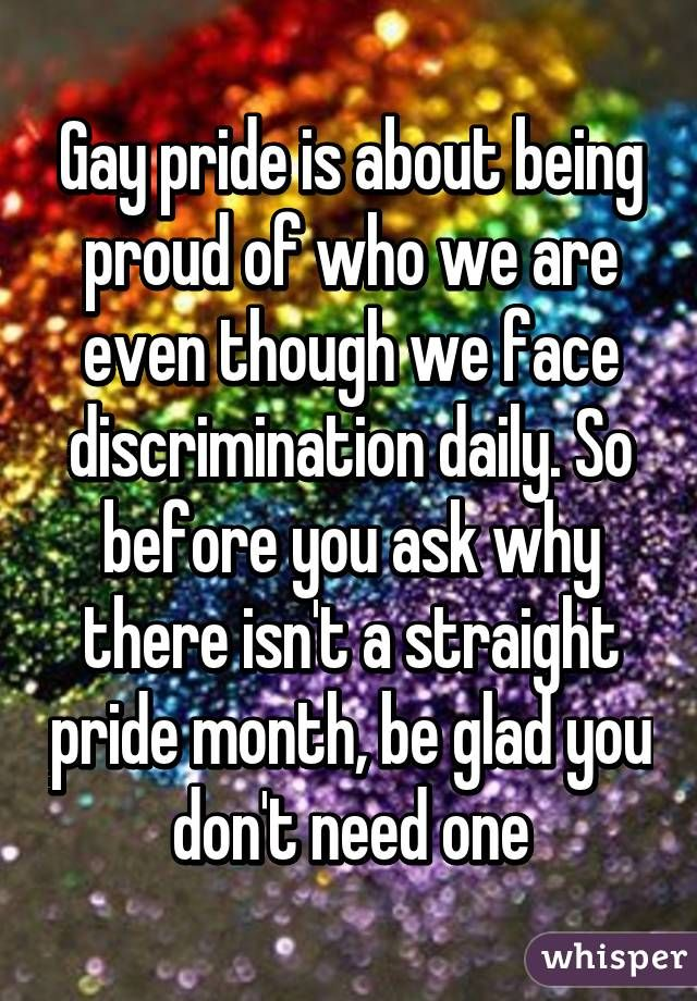 from Darren gay pride quote