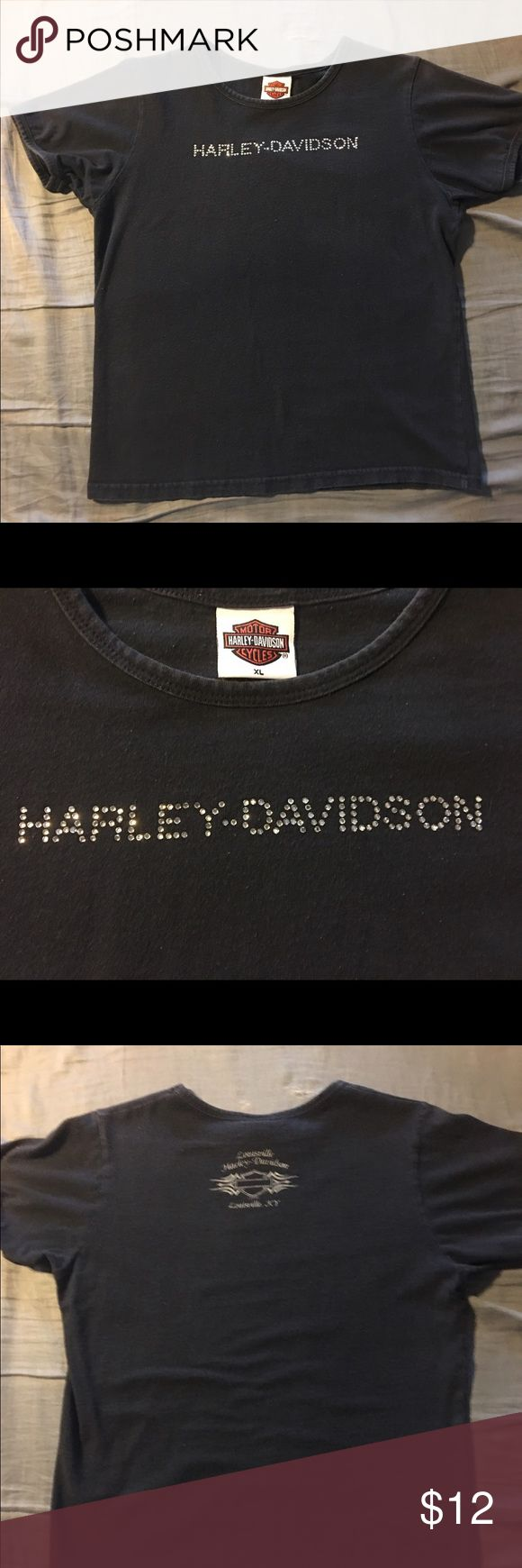 Design your own t shirt louisville ky - Harley Davidson Shirt Sz Xl Harley Davidson T Shirt From Louisville Hd Louisville
