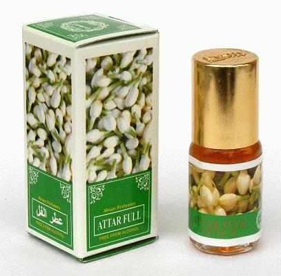 Attar Full Perfume Oil