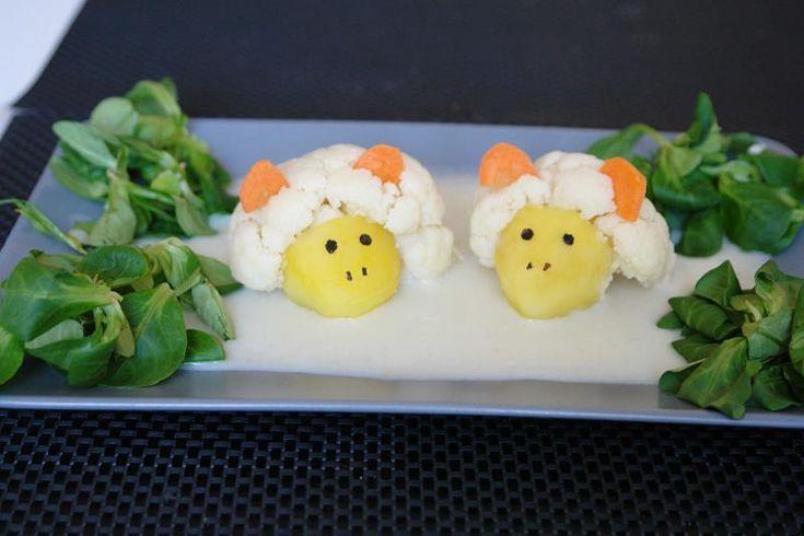 Blumenkohl - Kartoffel - Lamm