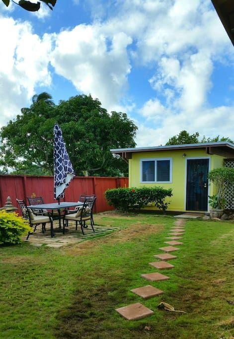 Cute Studio Cottage in Paradise!!! - Domy k pronájmu v Kailua
