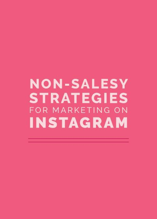 You know Instagram is working for your creative business when: * You've found a way to stand out in an oversaturated industry when everyone else seems to be doing the same thing. * You're attracting the right kind of followers who are not only interested your products and services, but they're actually purchasing them. * Your following is consistently growing. * Your Instagram followers turn into clients and customers. The good news is that you can do all ...