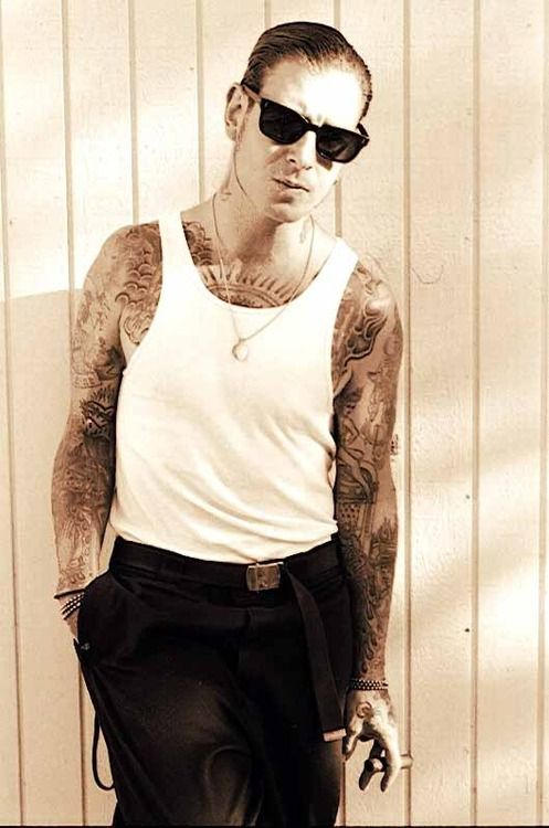 Mike Ness-my favorite bad boy...