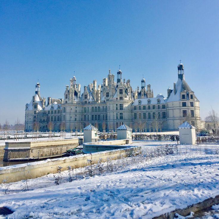 68 best { Châteaux en hiver } images on Pinterest - chambre d agriculture du loir et cher