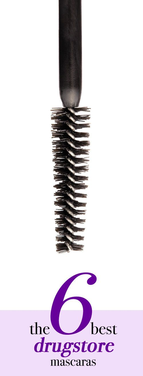 We rank the 6 best drugstore mascaras of all time.