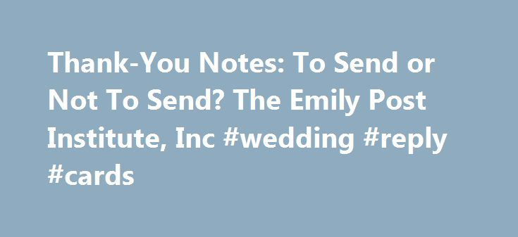 Wedding Gift Etiquette Not Attending Emily Post : Wedding Reply Cards on Pinterest Response cards, Unique wedding ...