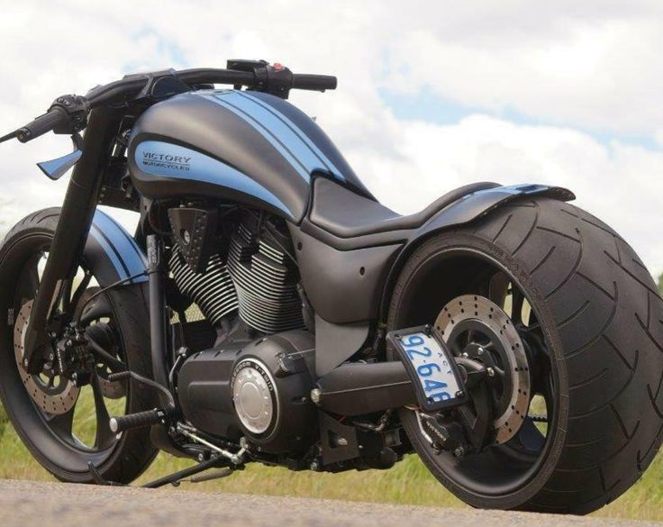 ....Victory Motorcycles & More