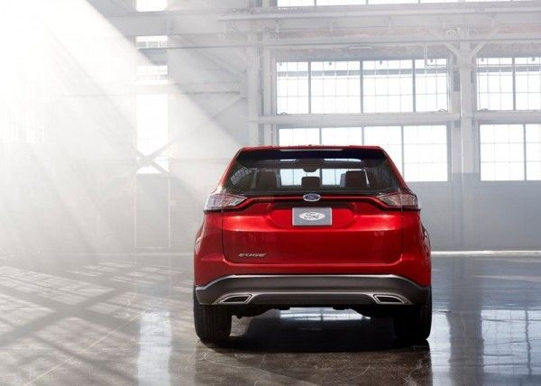 2013 Ford Edge Cocept 600x428 2013 Ford Edge Full Reviews with Images