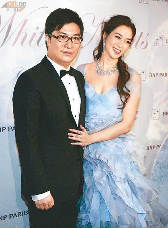 Former Actress Cathy Tsui amp Billionaire Husband Martin