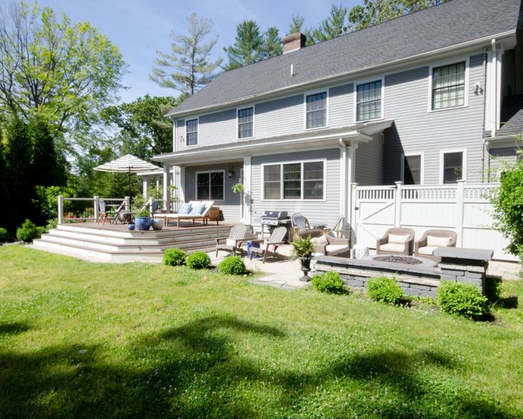 Summer Tour of the Screened Porch and Deck