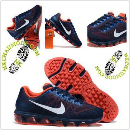 Montante | Nike Chaussure Sport Air Max 2010 Homme Pourpre/Orange